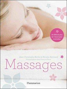 nouveau livre: MASSAGES aux éditions flammarion  dans Liens massage1-226x300