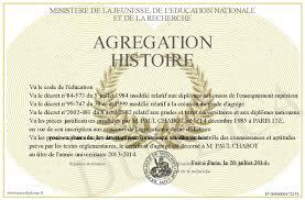 agregation histoire